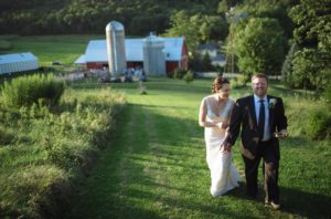 Wedding or Elopement at our Wisconsin Bed and Breakfast Resort