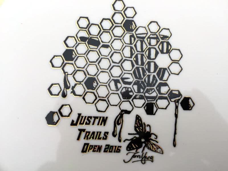 Justin Trails Open Winners