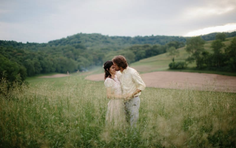 farm wedding venues in Wisconsin