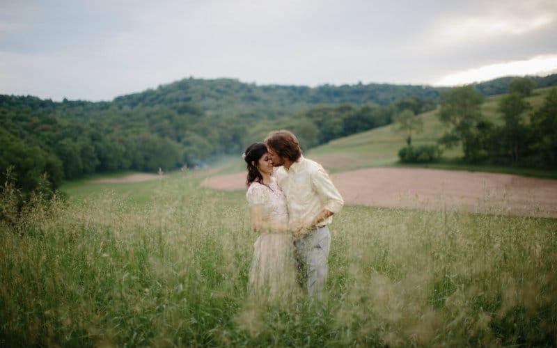 farm wedding venues in Wisconsin