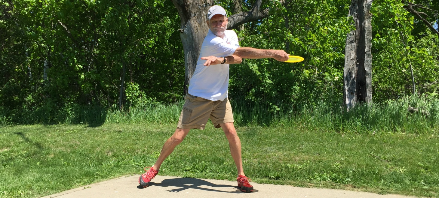 Wisconsin Resort Blogs - Two Championship Disc Golf courses onsite - 37 baskets