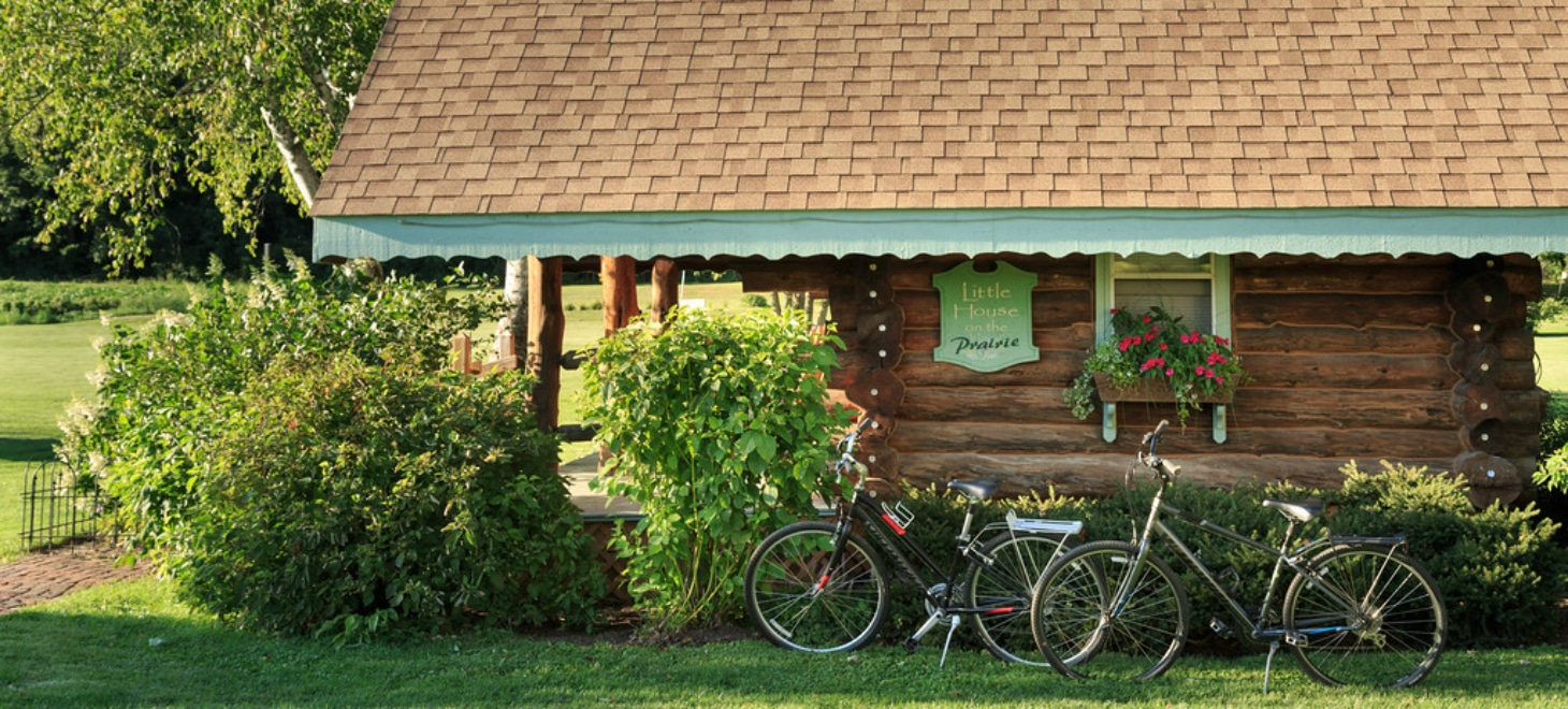 Wisconsin Bed and Breakfast Bicycling