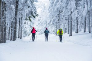 The Best Places for Cross Country Skiing near our Wisconsin Resort