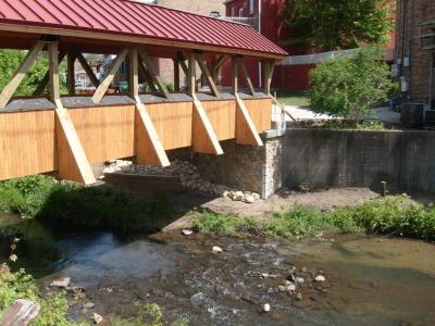 Beaver Creek Covered Bridge