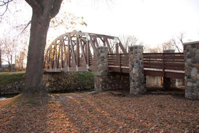 Ben Bikin' Bridge