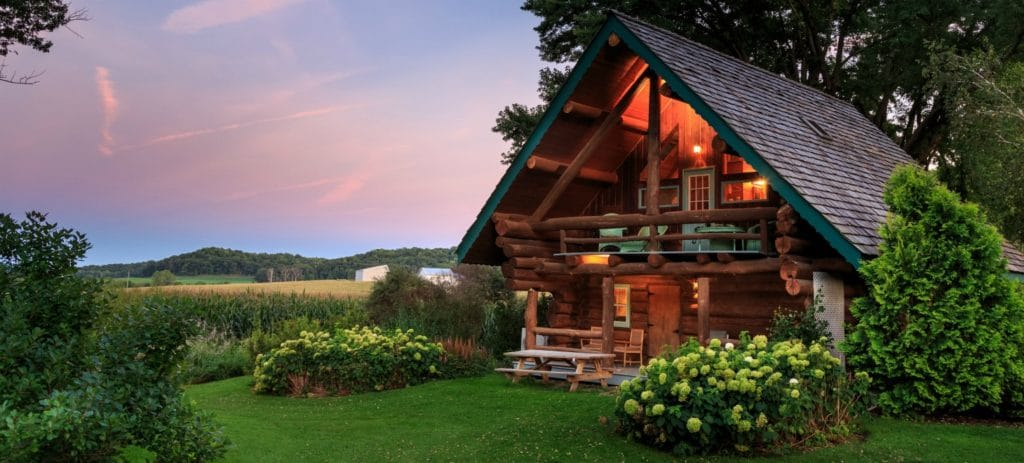 Enjoy Fall in Wisconsin at our Luxury Resort