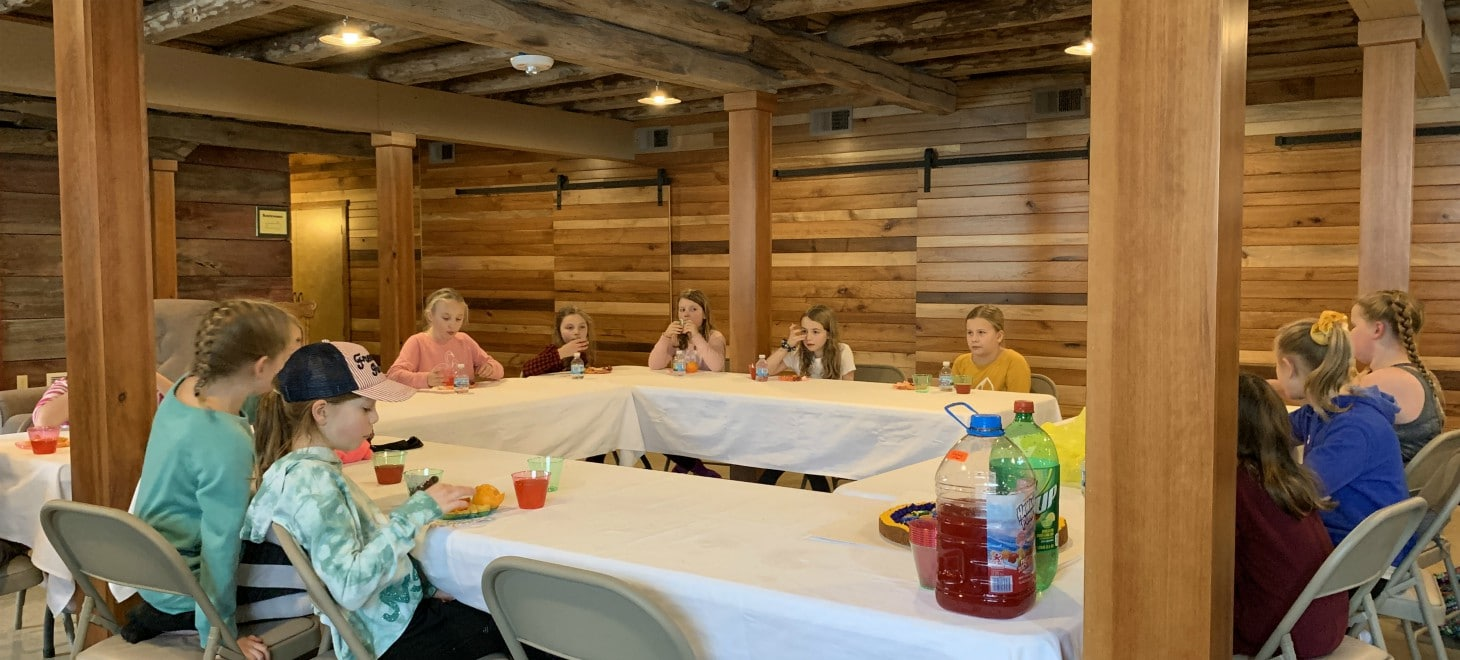 Retreats & Events: Twins Birthday Party