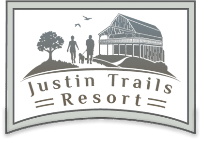 Justin Trails Resort Logo